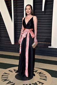 Oscars 2017 Dakota Johnson Gucci at the Vanity Fair Party   Tom + Lorenzo