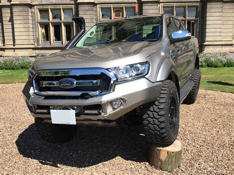 ford ranger 2016 rhino 4x4 bumper