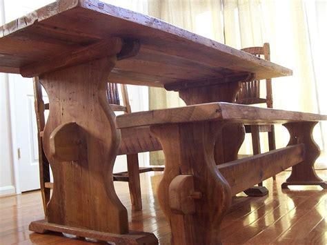 Buy a Custom Bavarian Style Reclaimed Barnwood Trestle