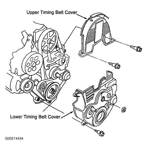 Honda Accord Serpentine Belt Routing Timing