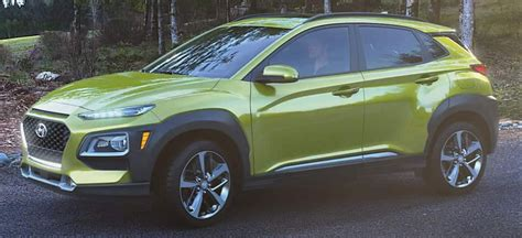 Hyundai Kona 2019 Picture by 2019 Hyundai Kona Exterior Color Options