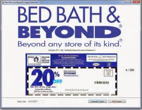 free printable coupons bed bath and beyond coupons 2016