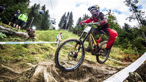 world class downhill mtb racing  austria uci mtb world
