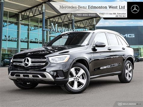 If you liked mercedes's previous glc, you'll love the new updated one. New 2020 Mercedes Benz GLC-Class 300 4MATIC SUV SUV in Edmonton, Alberta