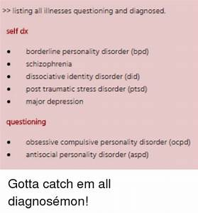 25+ Best Memes About Antisocial Personality Disorder ...