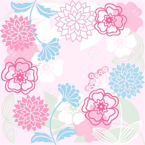 background bunga vector  background check