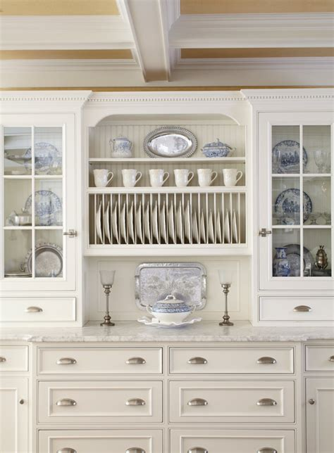 gorgeous blue willow dishes  kitchen traditional  wall plate rack   dining room