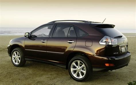 Lexus Rx 350 2008 Technical Specifications