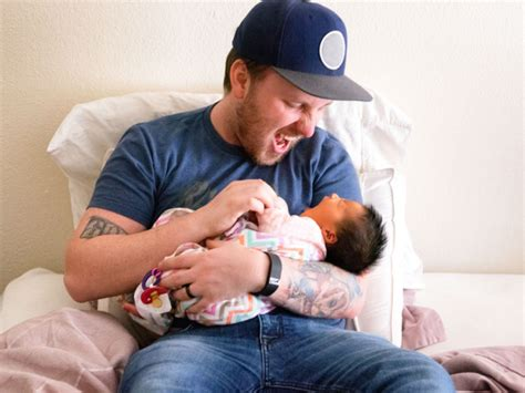 The Ultimate Rookie Dad Guide To Newborns
