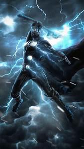 Avengers Endgame Thor Stormbreaker iPhone Wallpaper | Thor ...