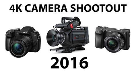 Best 4k Cameras Of 2016