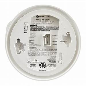 Dual Sensor Wired Smoke Alarms