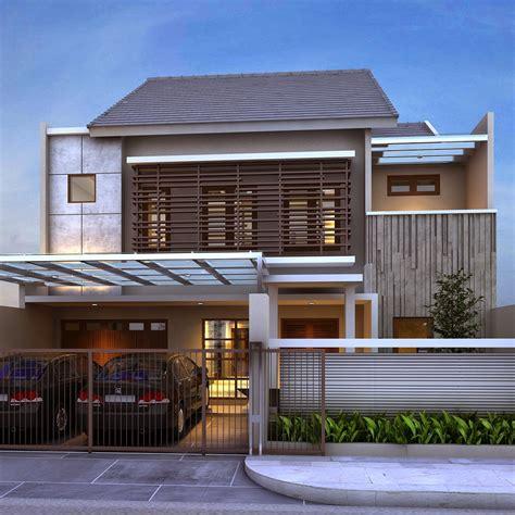 desain rumah minimalis modern desain rumah minimalis  lantai