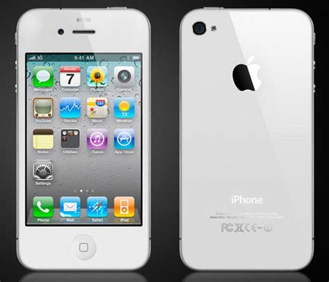 white iphone white iphone 4 delayed until 2011