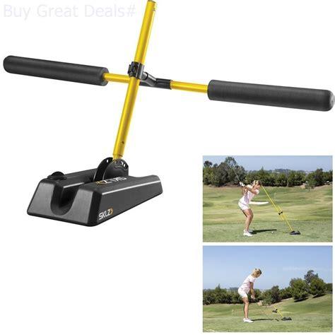 golf swing aid golf swing trainer indoor practice power strength tempo