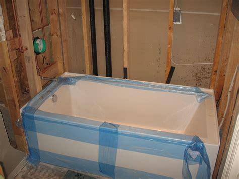 mirabelle tubs acrylic bathtub recomendation terry plumbing