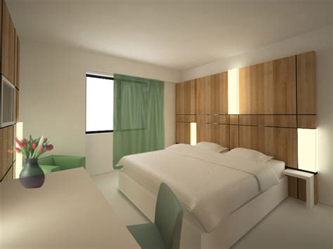 chambre d h el projet chambre d 39 hôtel à une réalisation de