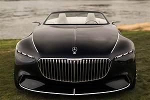Wallpaper Vision Mercedes-Maybach 6 Cabriolet, Automotive