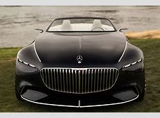 Wallpaper Vision MercedesMaybach 6 Cabriolet, Automotive