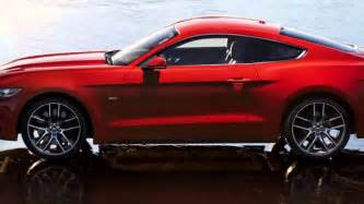 ford mustang gt review red color youtube