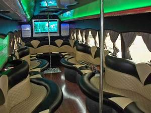 17 best images about bus interiors on pinterest for Custom party bus interiors