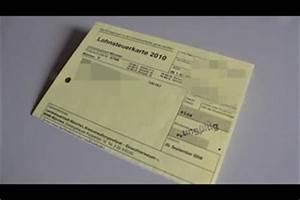 Autosteuer Berechnen Mit Schlüsselnummer : video steuernummer auf der lohnsteuerkarte finden so geht 39 s ~ Themetempest.com Abrechnung