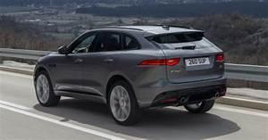 Jaguar 4x4 Prix : jaguar f pace conduite remarquable mais sans le raffinement cher la marque ~ Gottalentnigeria.com Avis de Voitures