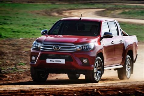 2017 Toyota Hilux Diesel Price And Specs In Usa