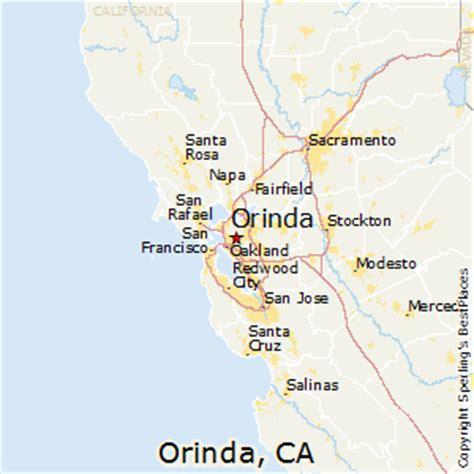 places    orinda california