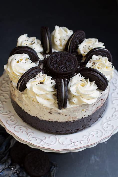 chocolate ice cream cake ideas  pinterest