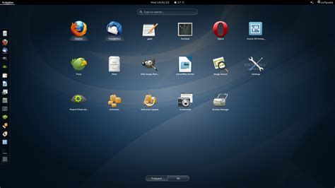 bureau linux arch installing xfce version free software