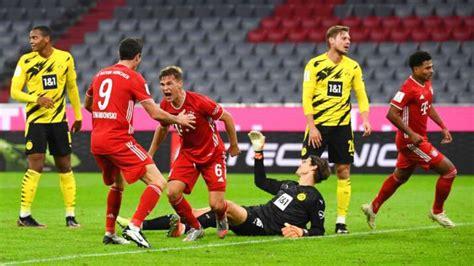 Bayern Munich beat Borussia Dortmund 3-2 to lift German ...