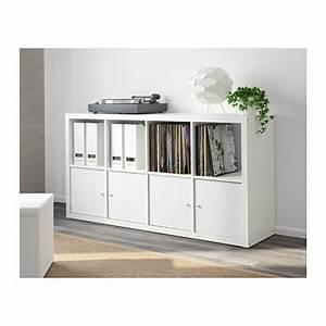 Kallax Regal Von Ikea : kallax regal wei kallax regal rollen und ikea ~ Michelbontemps.com Haus und Dekorationen