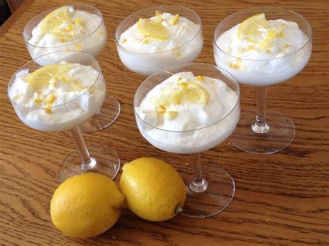 mousse au citron et au mascarpone tr 232 s facile recette de mousse au citron et au mascarpone