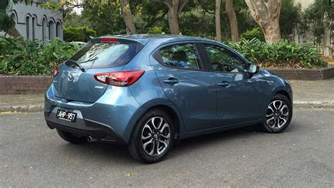 Review Mazda 2 by Mazda2 Genki Hatch Manual 2016 Review Road Test Carsguide