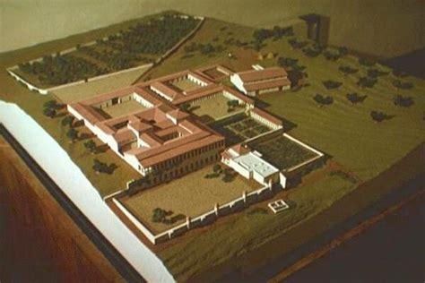 stante 3d casa sepolcreti pagani o alloggi monastero