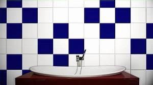 Fliesen überstreichen Ideen : badezimmer renovieren ideen mit latexfarbe ~ Lizthompson.info Haus und Dekorationen