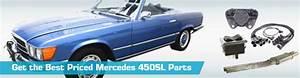 Mercedes 450sl Parts