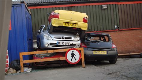 Scrap My Car in the UK: It's Easy to Get Paid for Your