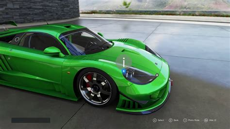 Forza Motorsport 6 - Saleen S7 Review - YouTube