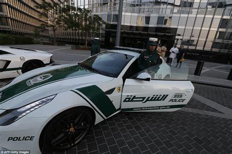 Dubai's Bugatti Veyron Is The Fastest Cop Car In The World