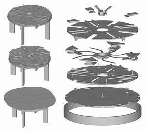 Der Runde Tisch : geniale erweiterung der runde tisch die pl ne kaufen pl ne mechanische bauholz bauen ihre ~ Yasmunasinghe.com Haus und Dekorationen
