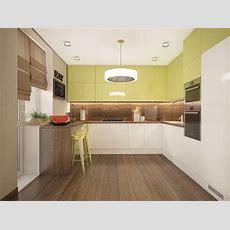 Limegreenkitchen  Interior Design Ideas