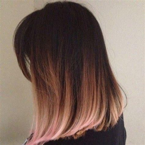10 Fantastic Dip Dye Hair Ideas 2019