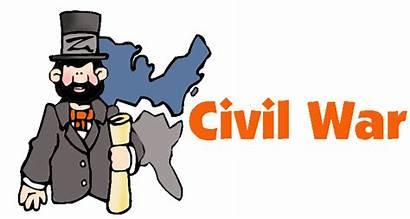 Civil War American Clipart Reconstruction History Lesson