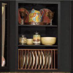 kitchen plate rack cabinet 1000 images about plate rack on plate racks 5531
