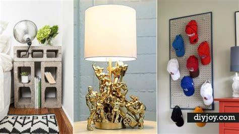 Bedroom Decor Ideas Diy by 41 Creative Diy Room Decor Ideas For Boys