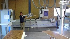 Vacuum Tube Lifter - For fast and precise loading of CNC