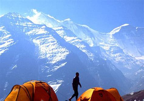 Churen Himal Expedition