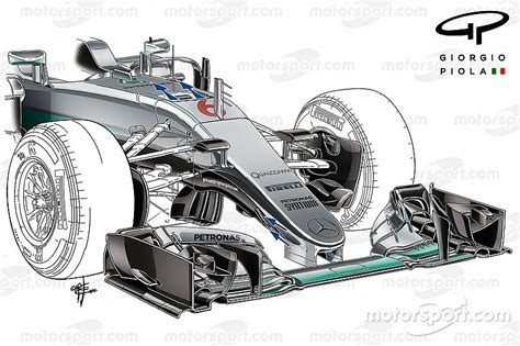 Sky sports f1 reporter ted kravitz explains how the controversial technical enhancements used by the mercedes team works. F1 - Analisi tecnica: ecco come la Mercedes ha sviluppato ...